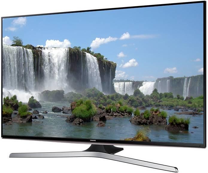 """Телевизор LED 40"""" Samsung UE40J6330AUXRU черный - фото 3"""