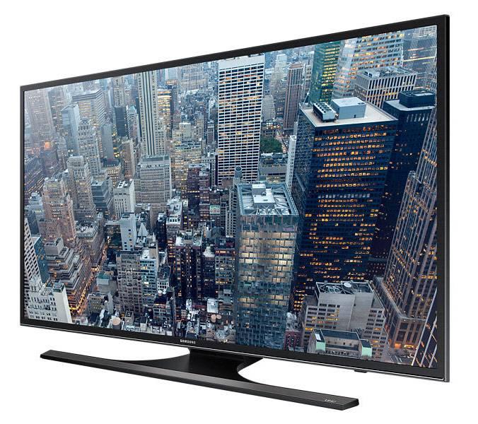 Телевизор LED Samsung UE55JU6430UXRU - фото 2