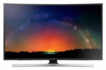 Телевизор LED 48 Samsung UE48JS8500TXRU титан
