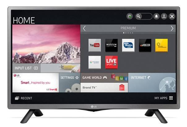 Телевизор LED LG 28LF450U - фото 1