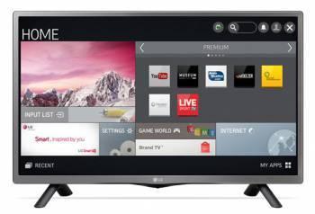 Телевизор LED 28.5 LG 28LF450U черный