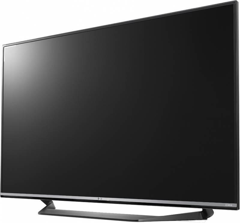 "Телевизор LED 43"" LG 43UF670V серебристый - фото 2"