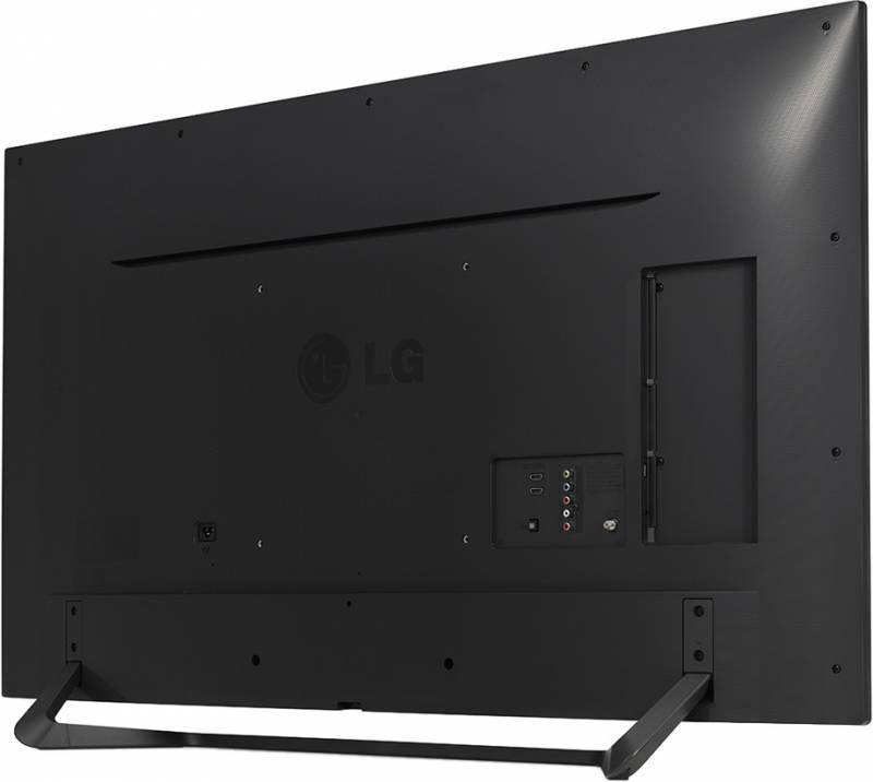 "Телевизор LED 43"" LG 43UF670V серебристый - фото 4"