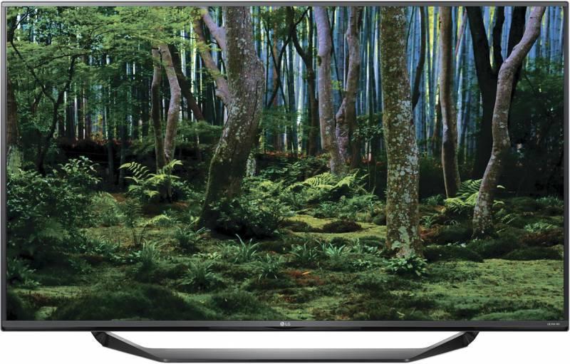 """Телевизор LED 49"""" LG 49UF771V титан - фото 1"""