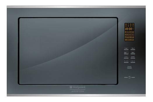 Встраиваемая микроволновая печь Hotpoint-Ariston MWK 222.1 Q/HA черный - фото 1