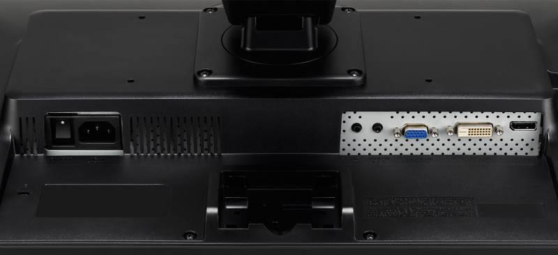 "Монитор 22"" LG 22MB67PY-B черный - фото 4"