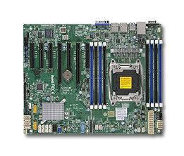 Серверная материнская плата Soc-2011 SuperMicro MBD-X10SRL-F-B ATX