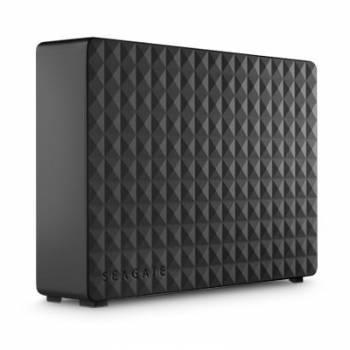 Внешний жесткий диск 4Tb Seagate STEB4000200 Expansion черный USB 3.0