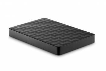 Внешний жесткий диск 1Tb Seagate STEA1000400 Expansion Portable черный USB 3.0