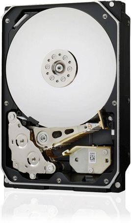 Жесткий диск 8Tb HGST Ultrastar HE8 HUH728080AL5204 SAS 3.0 - фото 1