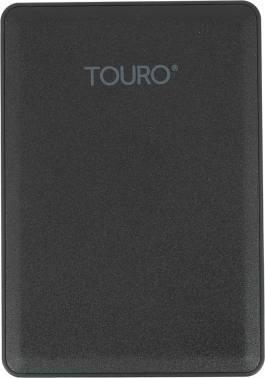 Внешний жесткий диск 500Gb HGST HTOLMU3EA5001ABB Touro Mobile черный USB 3.0