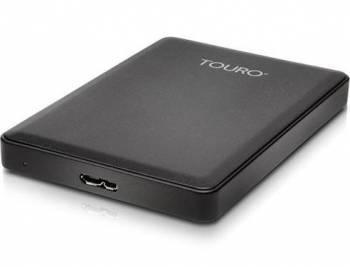 Внешний жесткий диск 1Tb HGST HTOLMU3EA10001ABB Touro Mobile черный USB 3.0