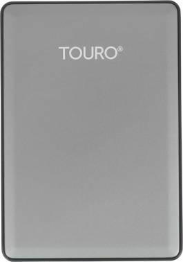 Внешний жесткий диск 1Tb HGST HTOSEA10001BHB Touro S серый USB 3.0