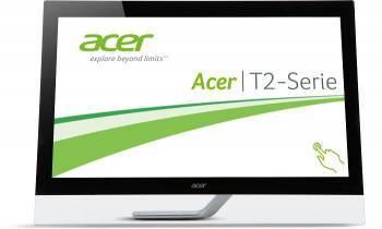 Монитор 27 Acer T272HLbmjjz черный