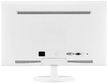"""Монитор 21.5"""" Asus VS229NA-W белый (90LME9201Q02211C-) - фото 3"""