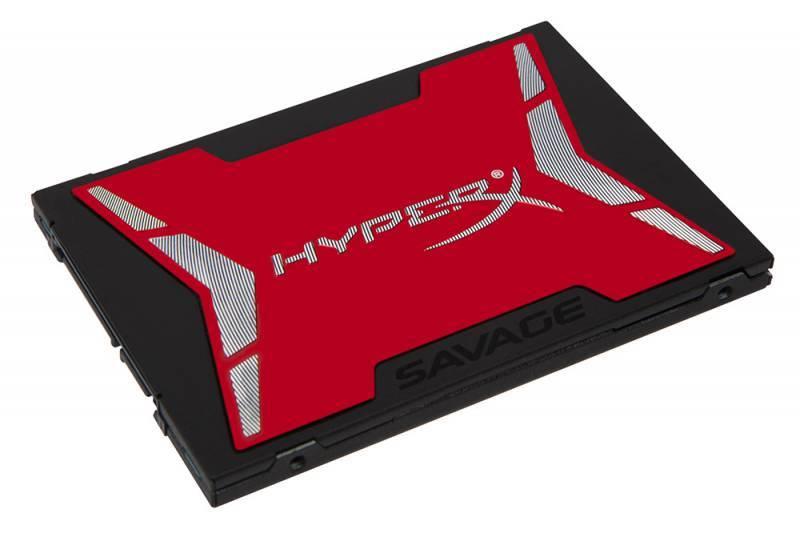 Накопитель SSD 240Gb Kingston HyperX Savage SHSS37A/240G SATA III - фото 2