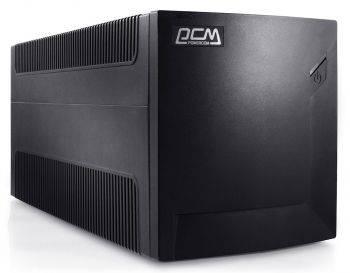 ИБП Powercom RAPTOR RPT-1500AP черный