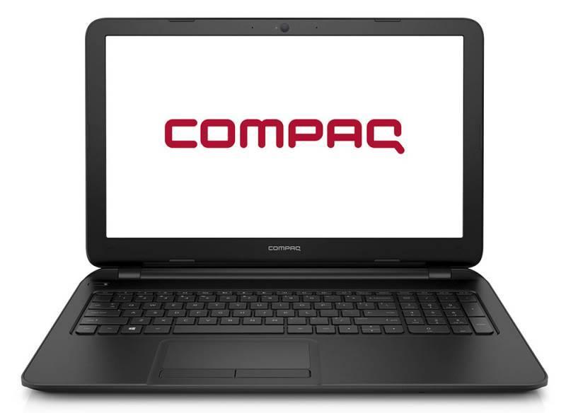 """Ноутбук 15.6"""" Compaq 15-f102ur черный - фото 1"""