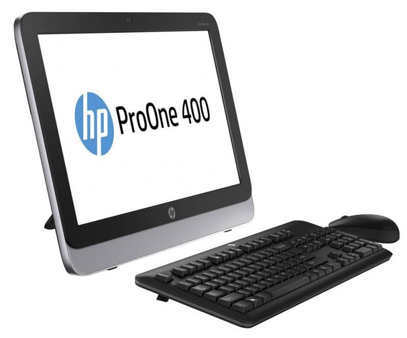 "Моноблок 19.5"" HP ProOne 400 G1 черный/серебристый - фото 3"