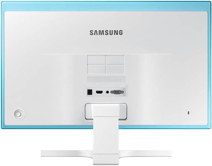 "Монитор 21.5"" Samsung S22E391H белый - фото 3"
