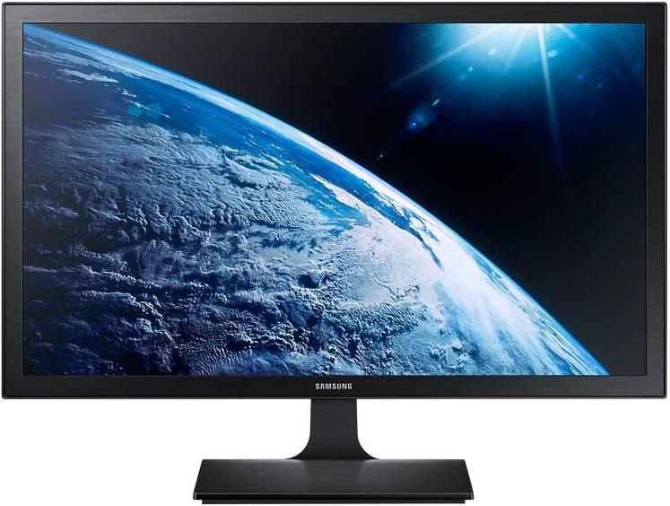 """Монитор 23.6"""" Samsung S24E310HL черный - фото 1"""