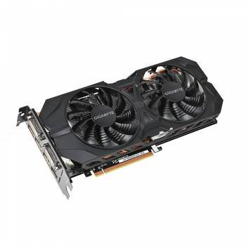 Видеокарта Gigabyte GeForce GTX 960 4096 МБ (GV-N960WF2OC-4GD)
