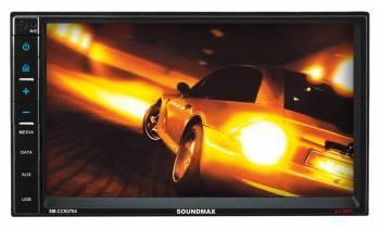 Автомагнитола Soundmax SM-CCR3704