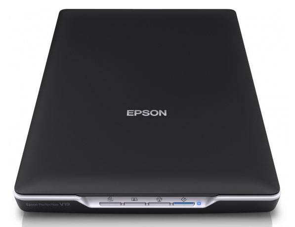 Сканер Epson Perfection V19 (B11B231401) - фото 1