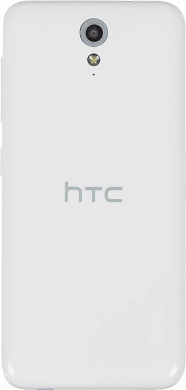Смартфон HTC Desire 620G белый/серый - фото 3