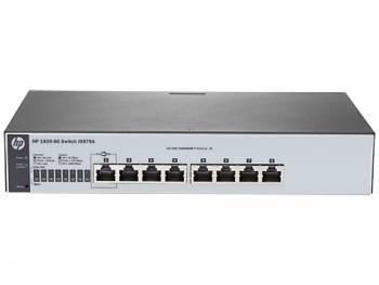 Коммутатор управляемый HPE 1820-8G (J9979A)