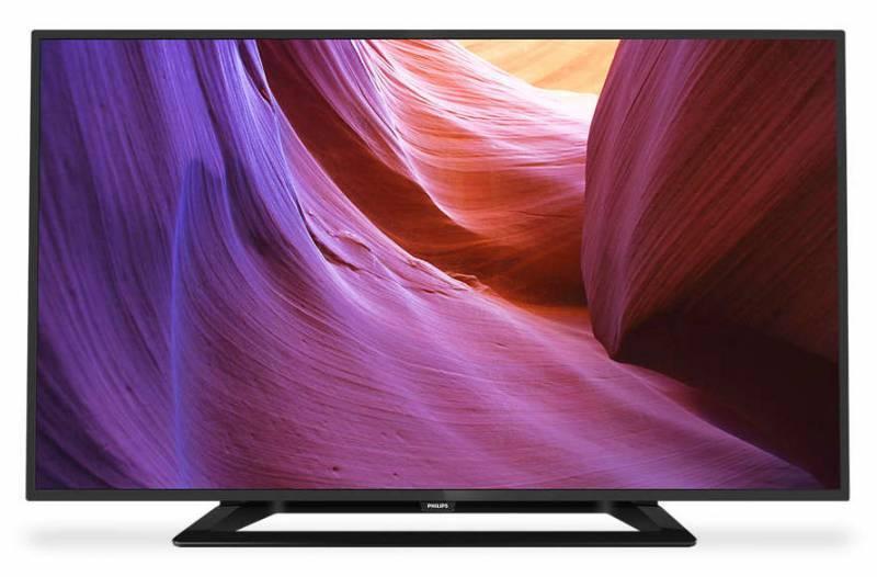 """Телевизор LED 32"""" Philips 32PHT4100/60 черный - фото 1"""