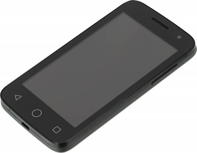 Смартфон Alcatel Pop 2 (4) 4045D 4ГБ черный - фото 4