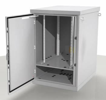 Шкаф серверный ЦМО ШТВ-1-24.8.10-4ААА 24U серый