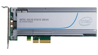 Накопитель SSD 1228Gb Intel DC P3500 SSDPEDMX012T401 PCI-E x4 - фото 1