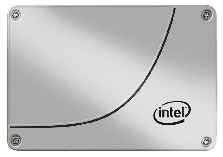 Накопитель SSD 80Gb Intel S3510 SSDSC2BB080G601 SATA III - фото 1