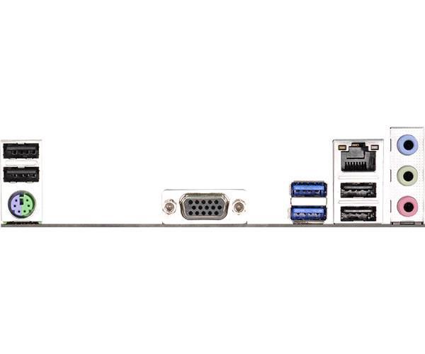 Материнская плата Soc-1150 Asrock H81M-VG4 R2.0 mATX - фото 3