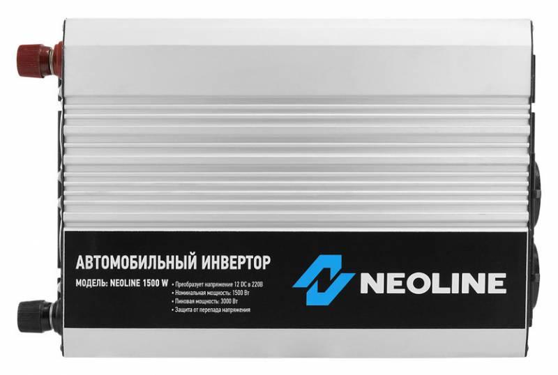 Преобразователь напряжения Neoline 1500W - фото 1
