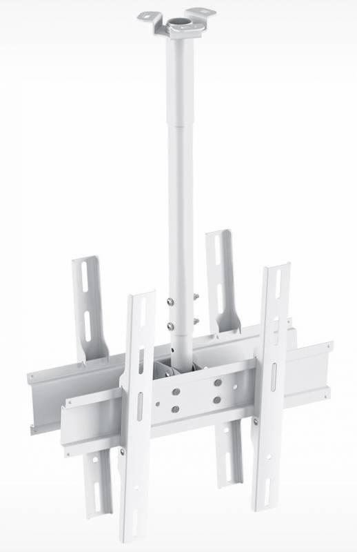 Кронштейн для телевизора Holder PR-102-W белый - фото 1