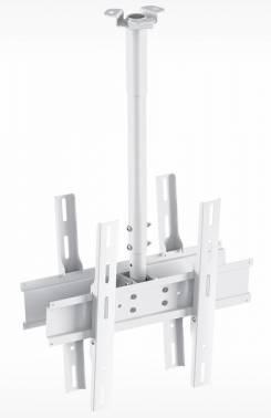 Кронштейн для телевизора Holder PR-102-W белый