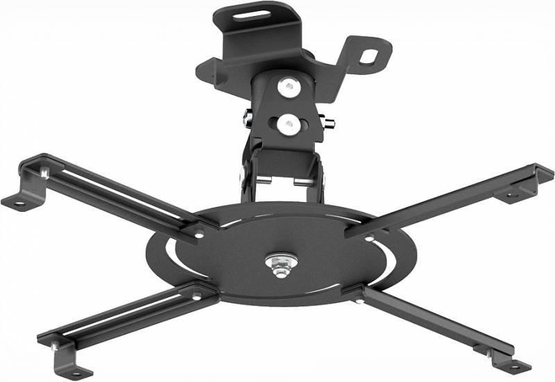 Кронштейн для проектора Holder PR-103-B черный - фото 1