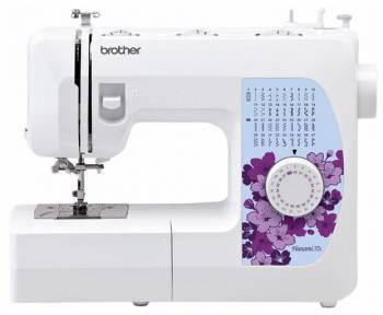 Швейная машина Brother Hanami 37s белый (HANAMI37S)