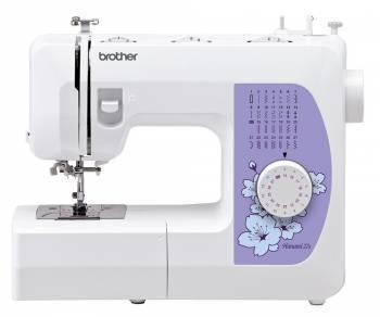 Швейная машина Brother Hanami 27s белый (HANAMI27S)