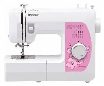 Швейная машина Brother Hanami 17 белый