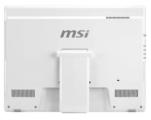 "Моноблок 19.5"" MSI Adora 2BT-031RU белый - фото 5"