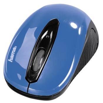 Мышь Hama АМ-7300 голубой