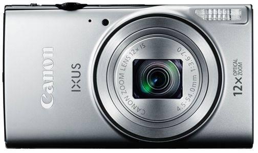 Фотоаппарат Canon IXUS 275 HS серебристый - фото 1