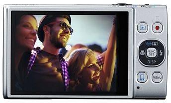 Фотоаппарат Canon IXUS 275 HS серебристый - фото 4