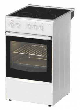 Плита электрическая Darina 1B EС 331 606 W белый (675)