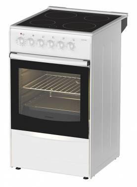 Плита электрическая Darina 1B EС 341 606 W белый