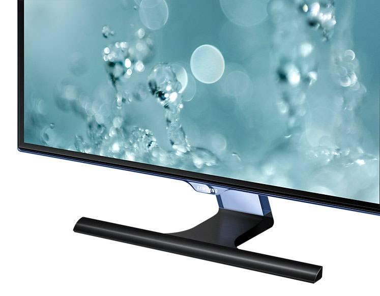 """Монитор 23.6"""" Samsung S24E390HL черный (LS24E390HLO/RU) - фото 5"""
